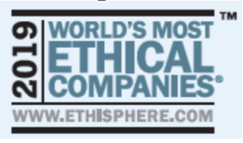 Worlds Most Ethical Companies