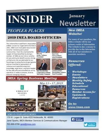 January Insider 1st Edition