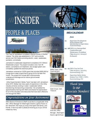 June Insider Newsletter