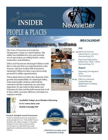 July Insider Newsletter