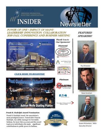 August Insider Newsletter
