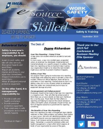 September eSource Newsletter