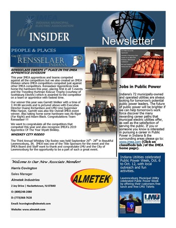 October Insider