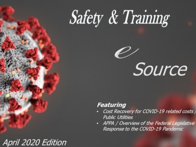 April Safety & Training eSource Newsbulletin