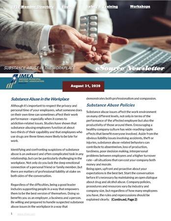 August  eSource Newsletter